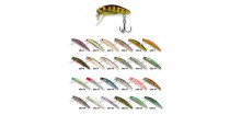 Воблер Maruto Miracle Wing Minnow 3S