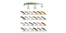 Воблер Maruto Miracle Wing Minnow 12F