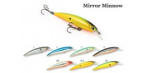 Воблер Raiden Mirror Minnow 80